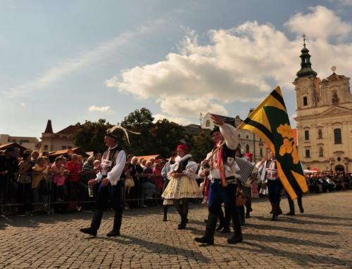 Pozvánka: 7.-9.9.2018 – Slovácké slavnosti vína a otevřených památek v Uherském Hradišti