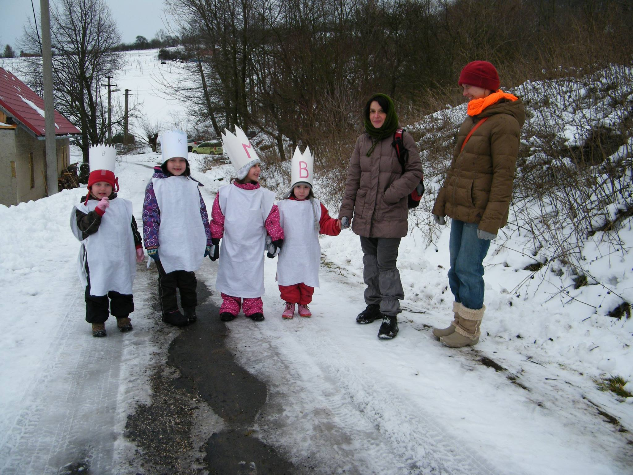 Tříkrálová sbírka 2015 - Lopeník