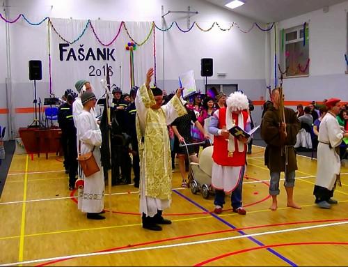Fašanková obchůzka na Březové a Pochovávání basy