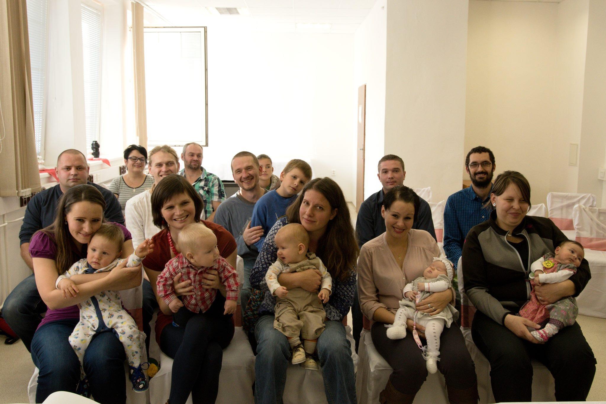 Vítání občánků Lopeníku – ročník 2015 -2016