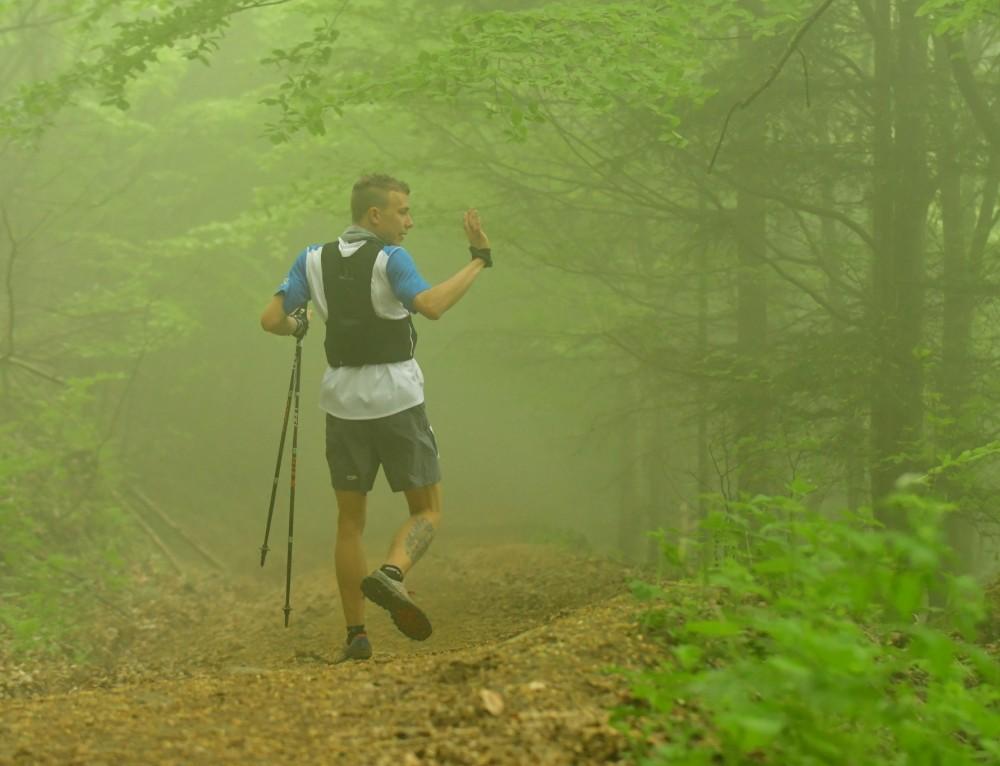 Czech Ultra Trail Tour – powered by Salomon, Bílé Karpaty 20.5.2017