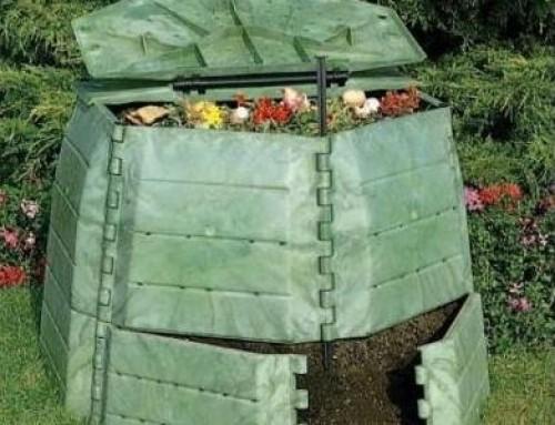 Chcete na svou zahradu kompostér zdarma?