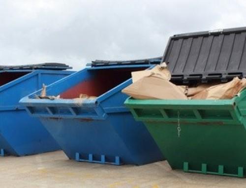 Svoz nebezpečného, velkoobjemového a železného odpadu – sobota 19.10.2019
