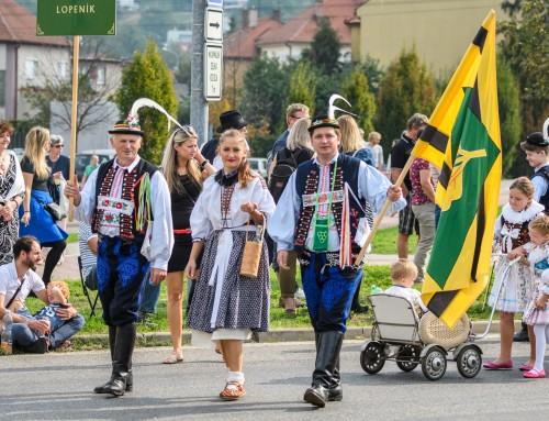 Foto: Slavnosti vína a otevřených památek v Uherském Hradišti 8.9.2018