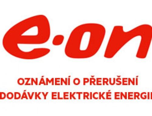 Lopeník – Oznámení o přerušení dodávky elektrické energie 17.10.2018